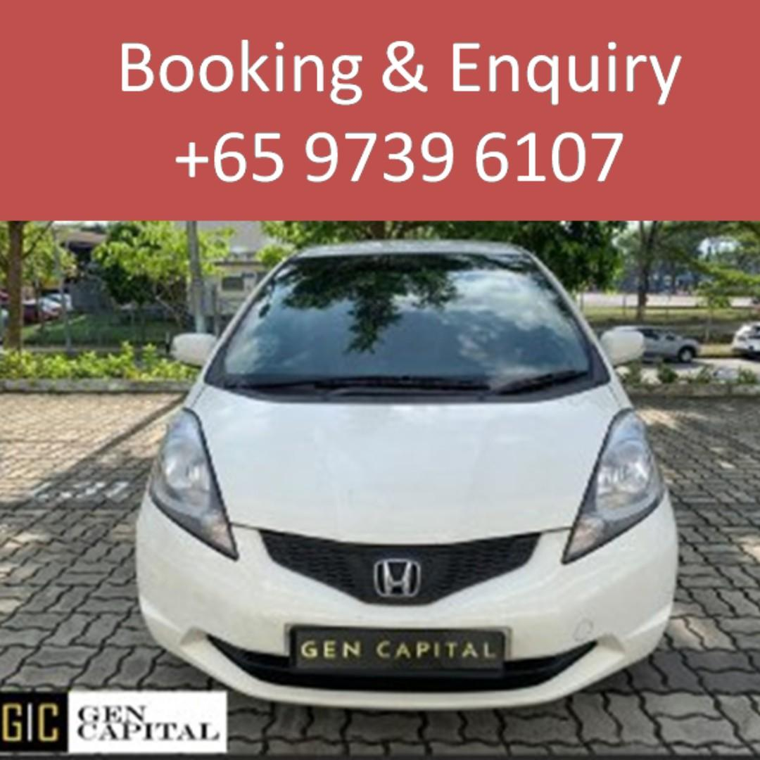 Honda Fit - Many ranges of car to choose from with reliable rates!