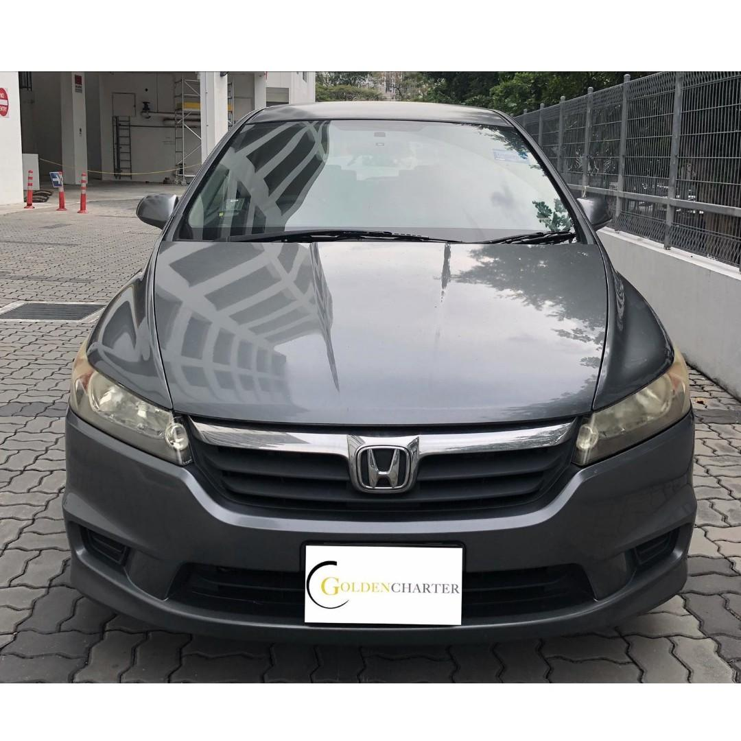 Honda Stream Rental ! Personal and PHV with gojek weekly rental rebate available
