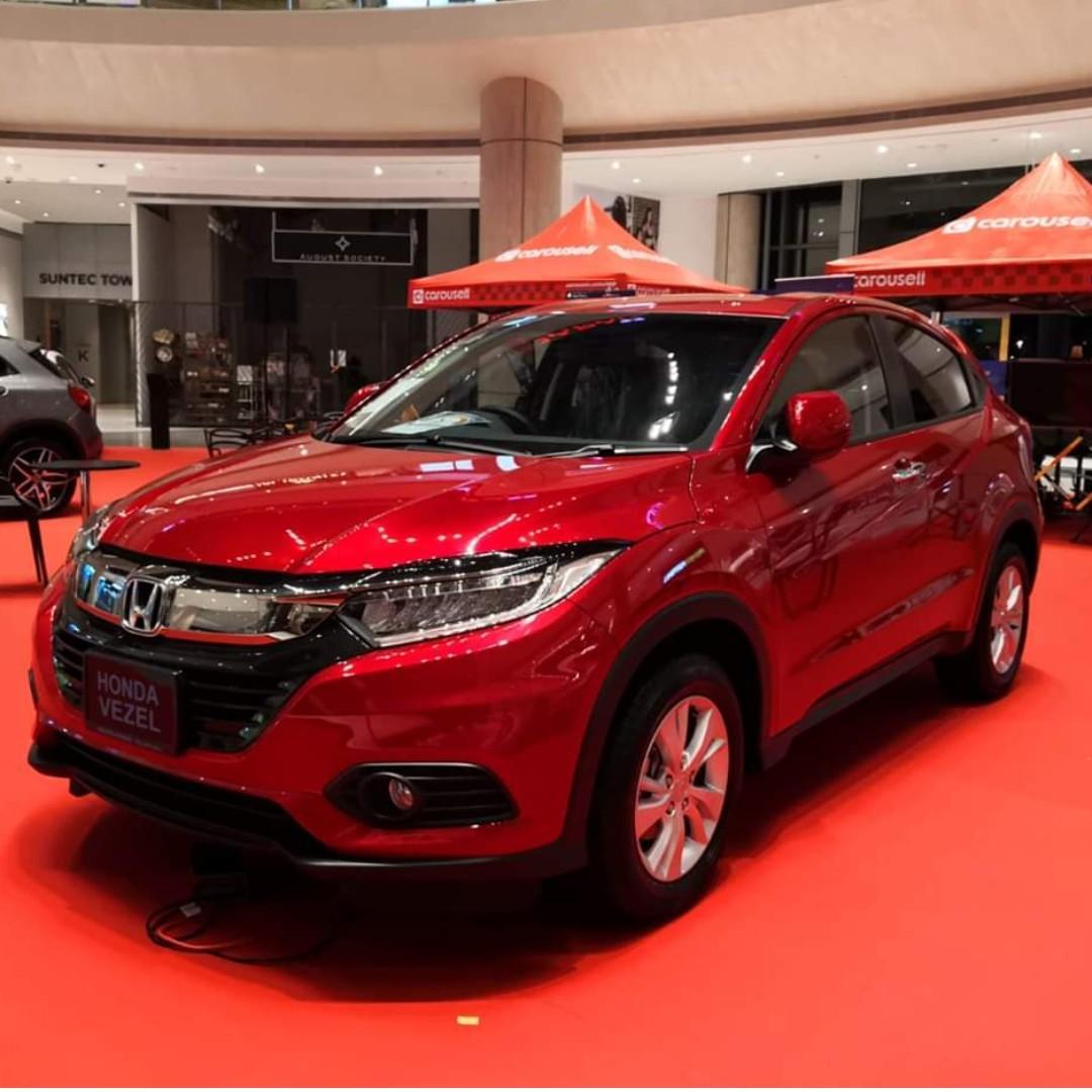 Honda Vezel X 1.5A i-VTEC