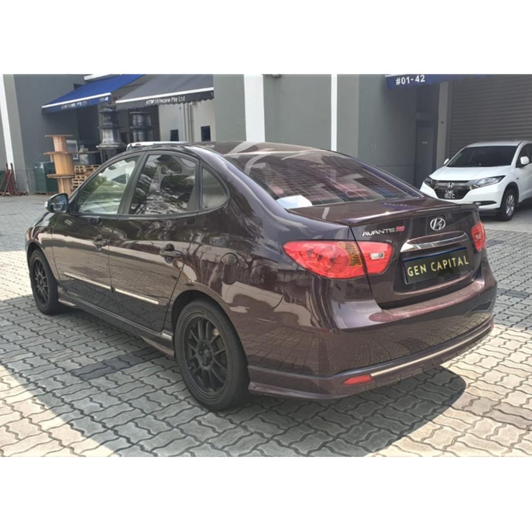 Hyundai Avante - Your Preferred Rental any time any day!!!
