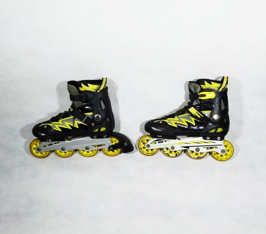 Inline Skate Cougar