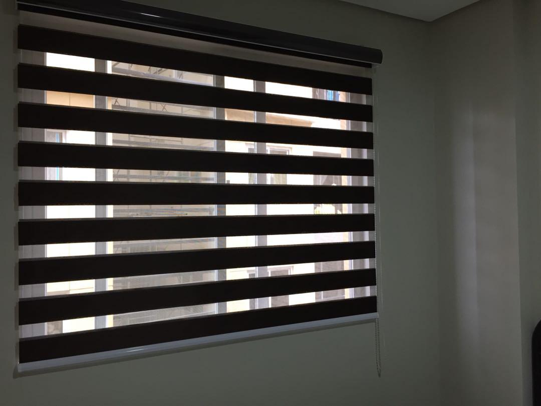 Japanese Blinds Home Furniture Furniture Fixtures Others On Carousell