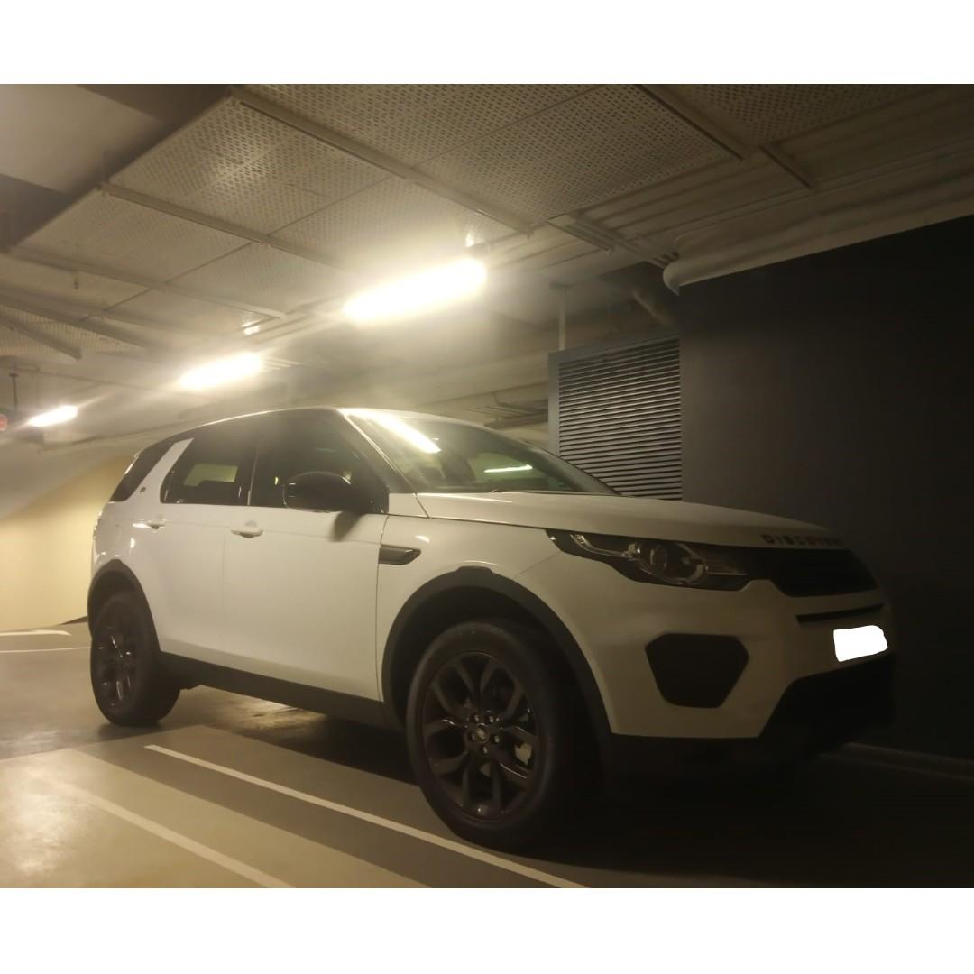LAND ROVER DISCOVERY SPORT SE 7S 2019