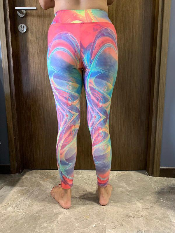 Liquido Yoga Leggings in P/S