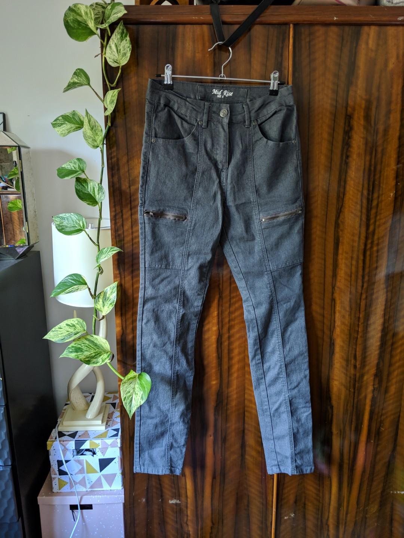 Midrise jeans