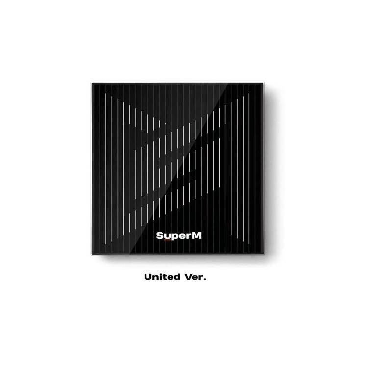 [MSIA GO] PREORDER SUPERM 1ST MINI ALBUM 'JOPPING' - DOMESTIC VERSION