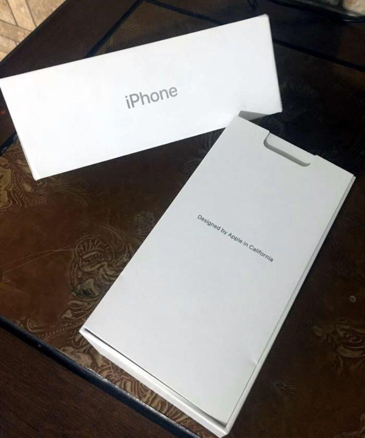New iPhone X  128GB replacement For Samsung Note 10