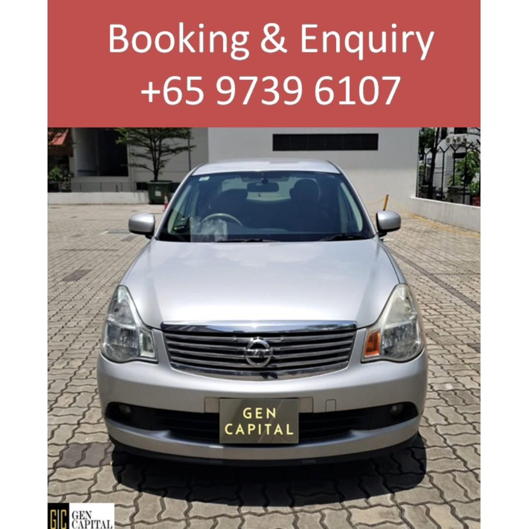 Nissan Sylphy - Any time any day! Your preferred rental !