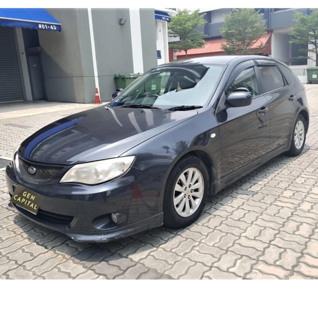PICK UP NOW!! Subaru Impreza Hatchback @ 9739 6107