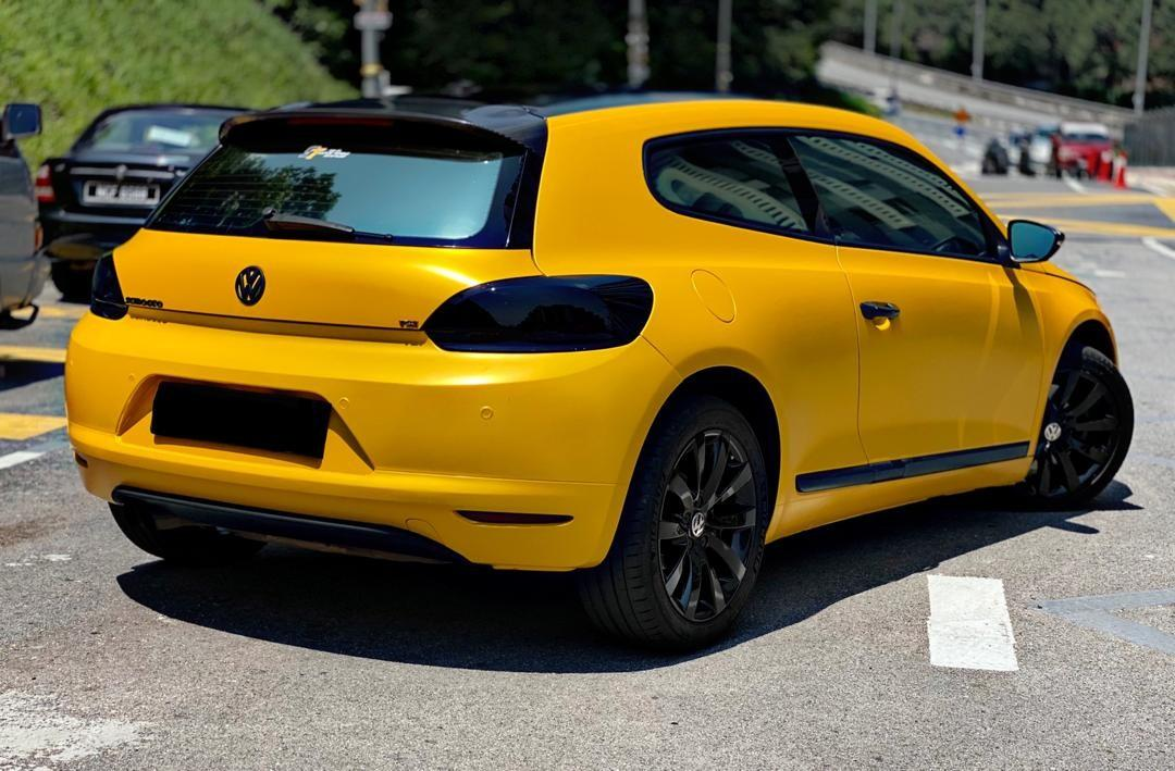 SEWA BELI>>VW SCIROCCO 1.4TSI (A) FULLSPEC PADDLE SHIFT 2010