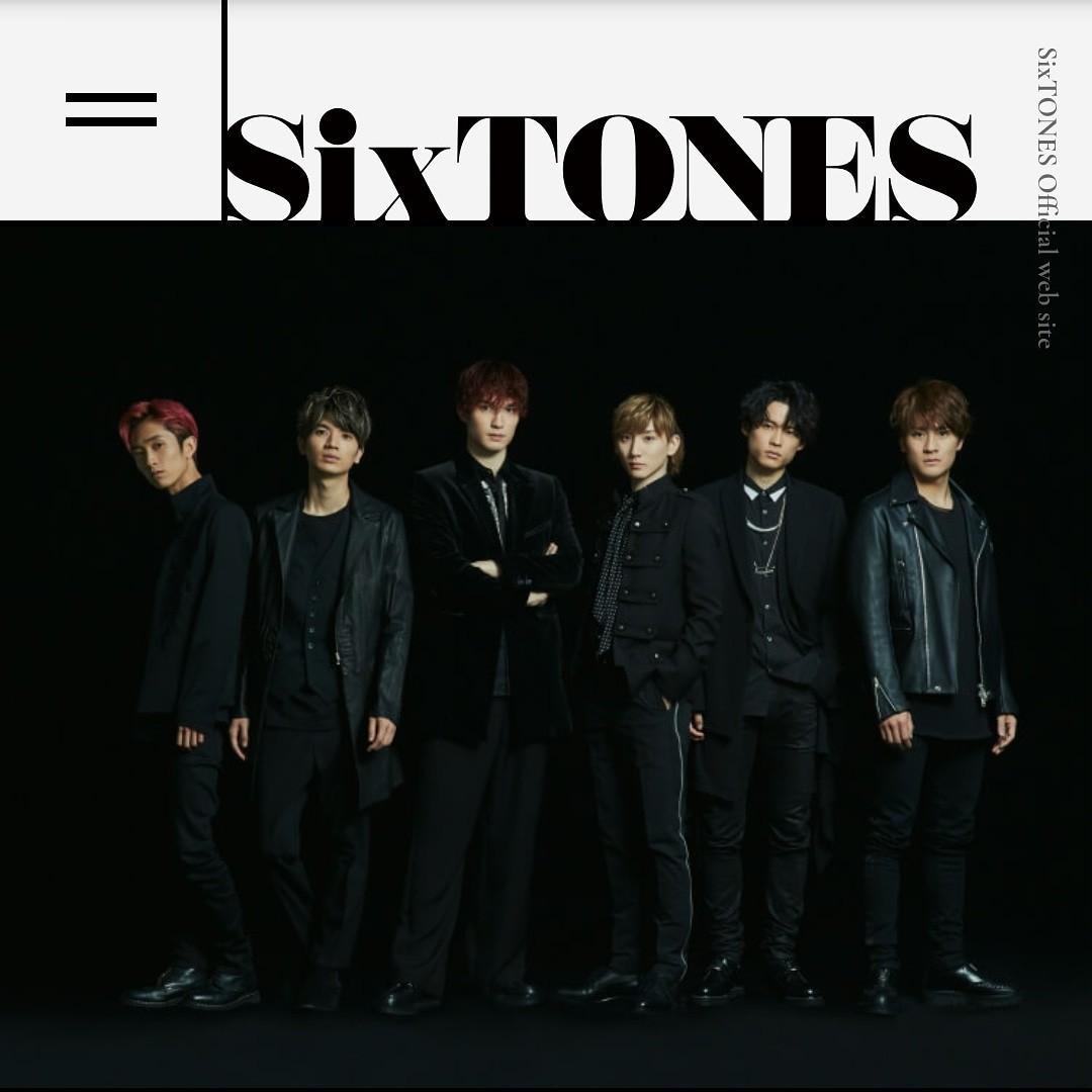 【代訂】SixTONES Debut Single 出道單