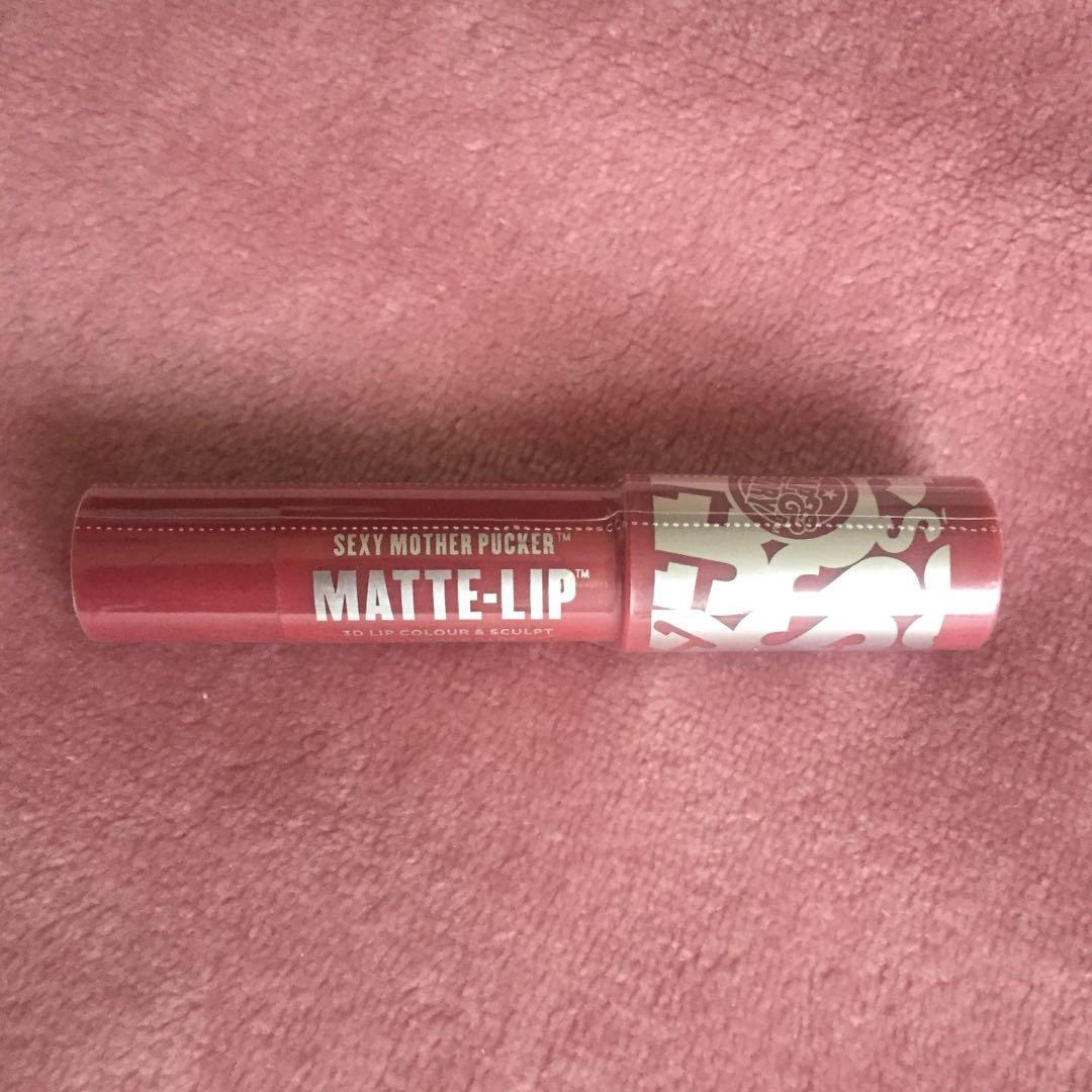 Soap & Glory Sexy Mother Pucker Matte Lip 3D Lip Colour & Sculpt