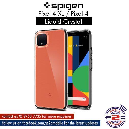 Spigen Liquid Crystal for Google Pixel 4 / 4 XL