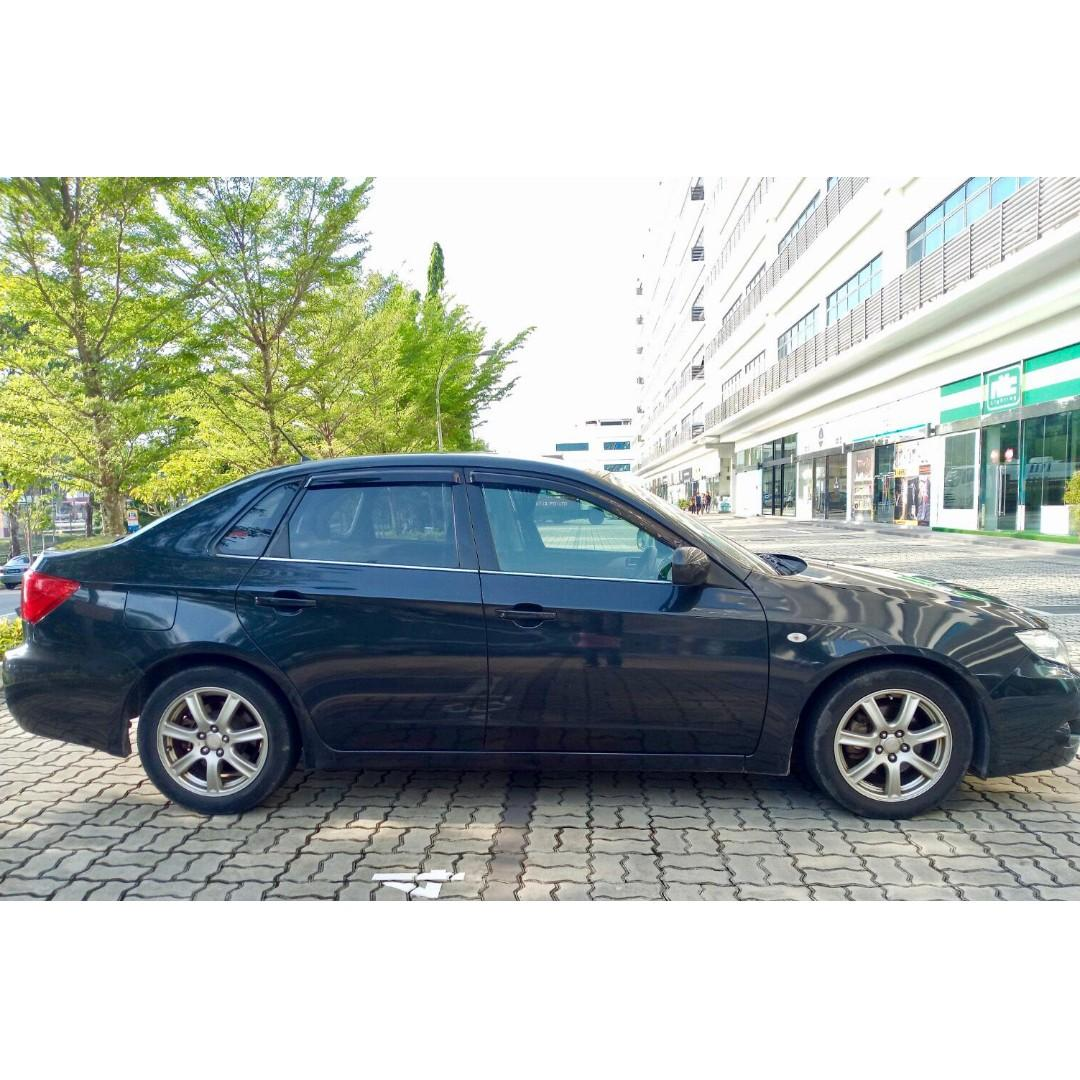 Subaru Impreza - Many ranges of car to choose from, with very reliable rates! Hurry while car is still in stock!