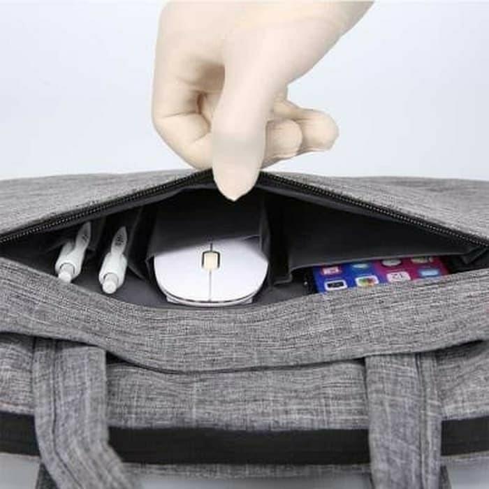 Tas laptop Selempang MacBook 13 dan 15,6 inch