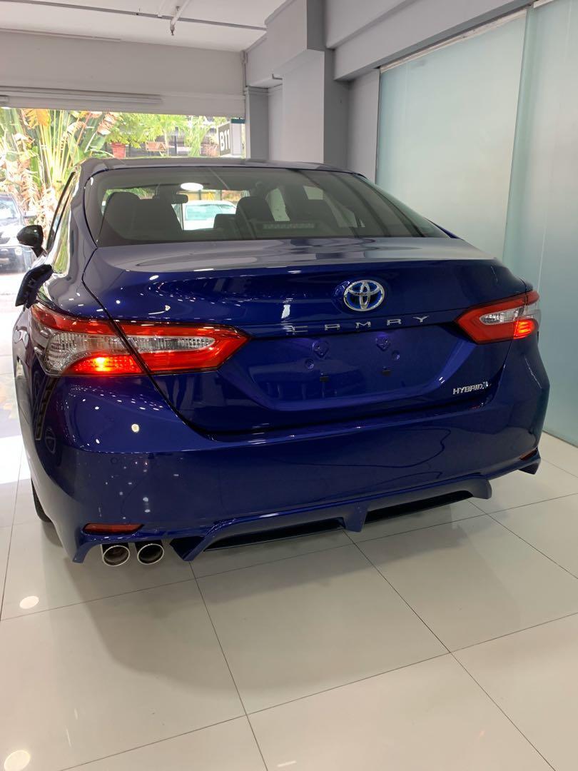 Toyota Camry Hybrid 2.5A Ascent Sport (A)