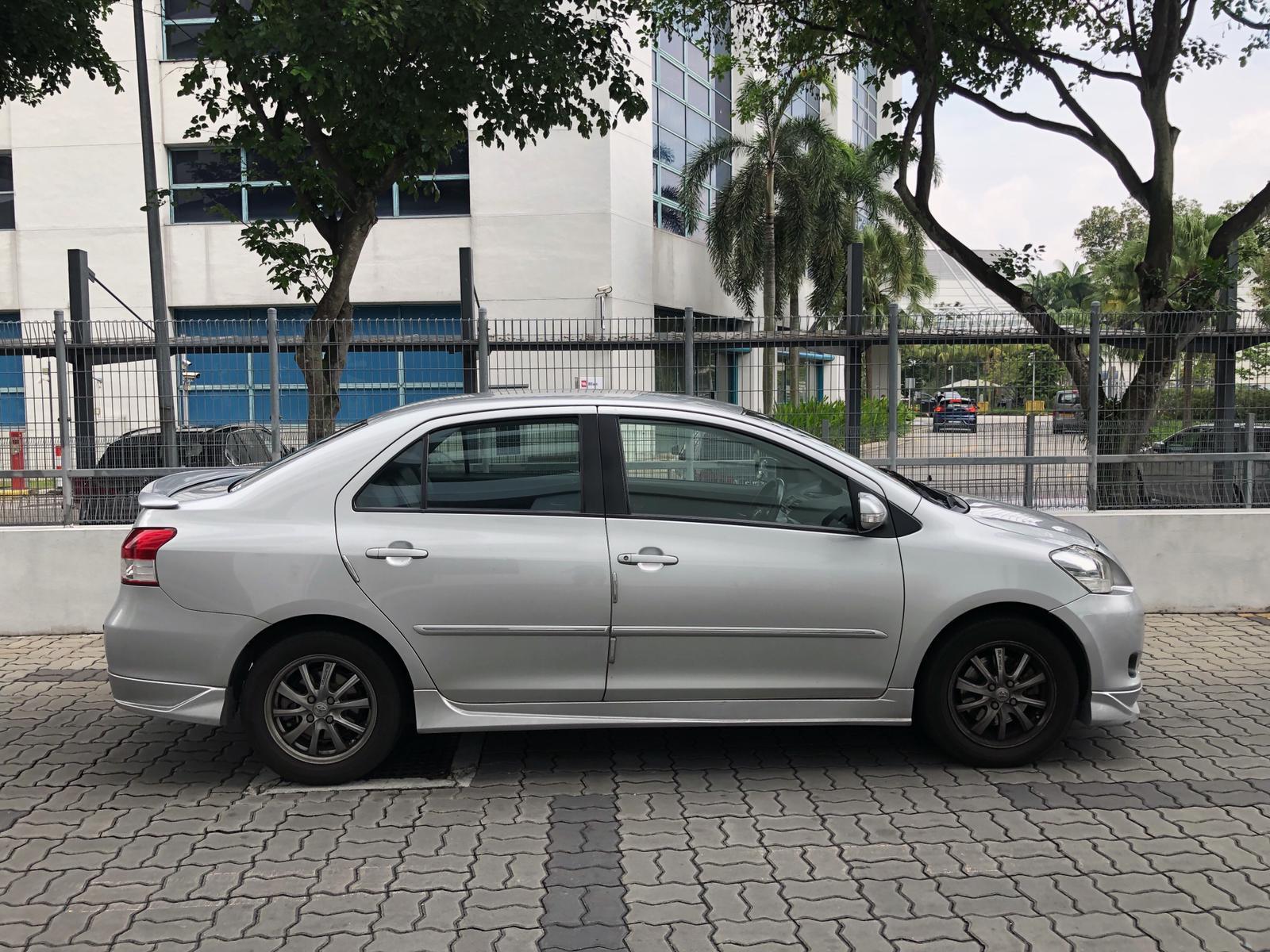 TOYOTA VIOS 1.5a(before gojek rebate) Altis Car AxioCamry HondaStream Civic Cars Hyundai Avante Grab Rental Gojek Or Personal Use Low price and Cheap