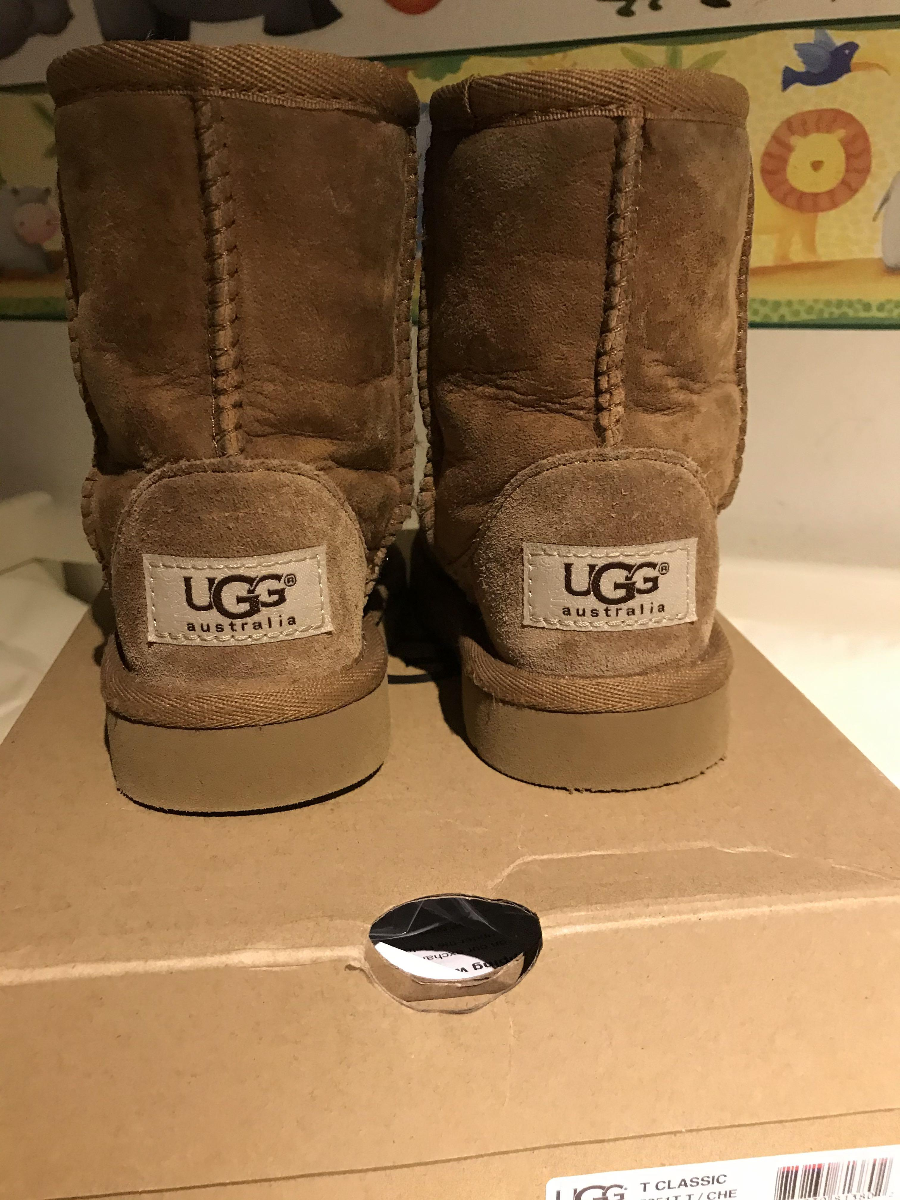UGG kid winter Boots