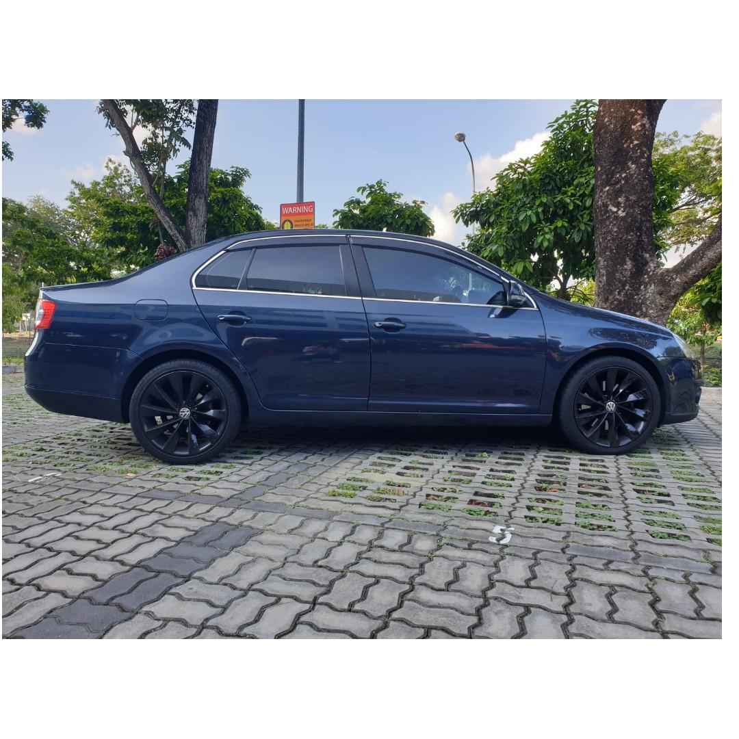 Volkswagen Jetta - Many ranges of car to choose from!