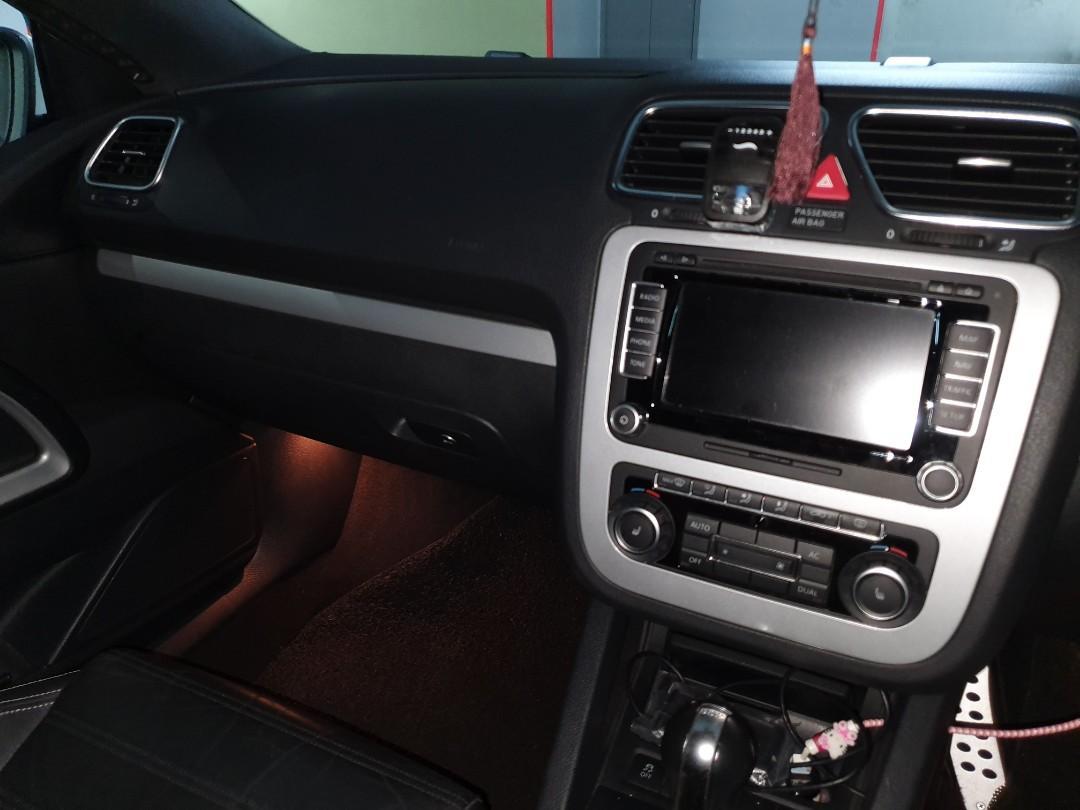Volkswagen Scirocco 1.4 TSi Twin Charge Auto
