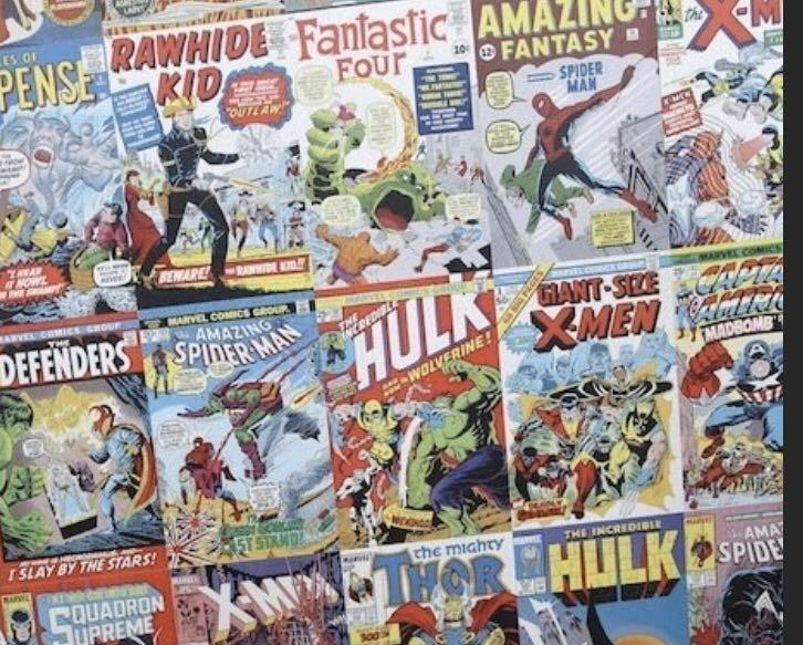 WANTED: Comic book collection paid cash same day comics