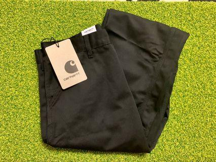 Carhartt WIP Simple Pant | Black