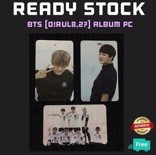 BTS [O!RUL8,2?] FIRST MINI ALBUM PC