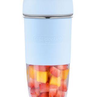 Donlim東菱 迷你榨汁機家用水果小型果汁機便攜式榨汁杯全自動45888