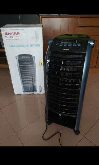 #mauovoAir Cooler Sharp black