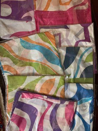 Square Silk Batik Scarf
