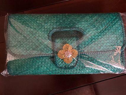 Handmade bag (anyaman)