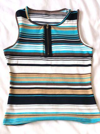 Stripped Multicolor Shirt