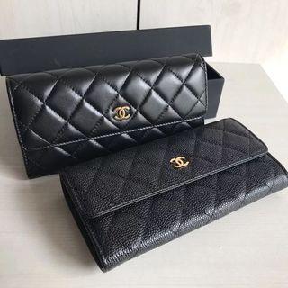 Chanel Classic Long Wallet