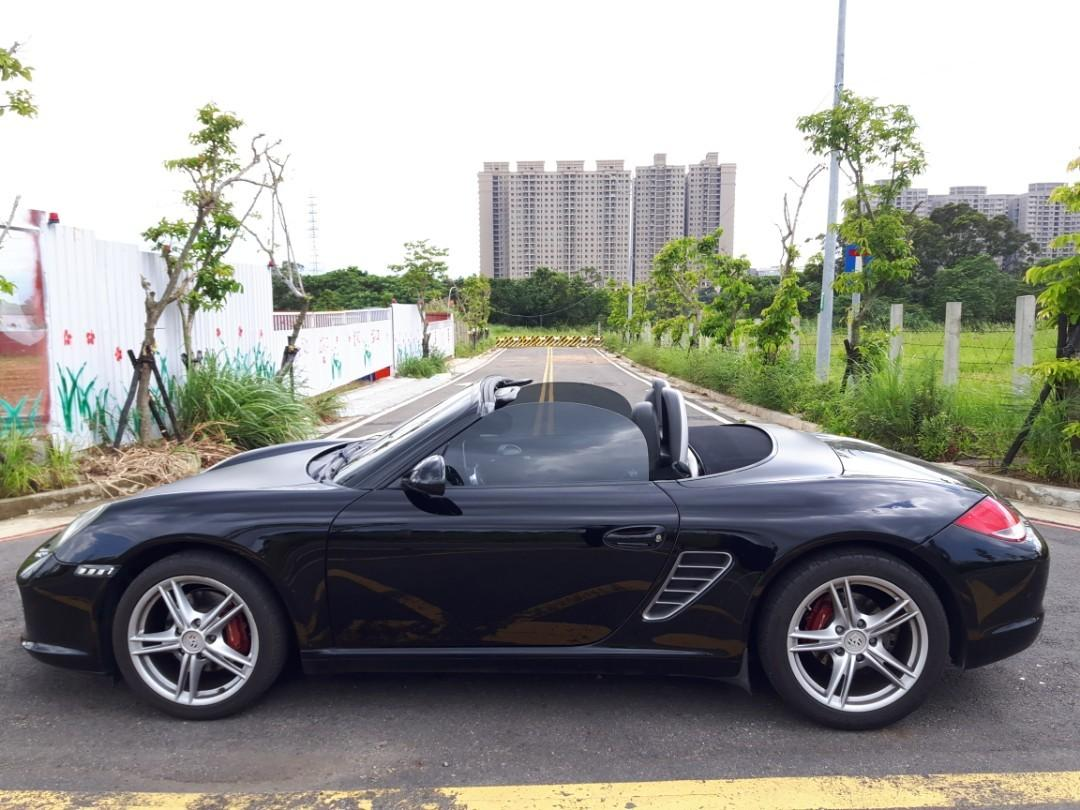 10 Boxster