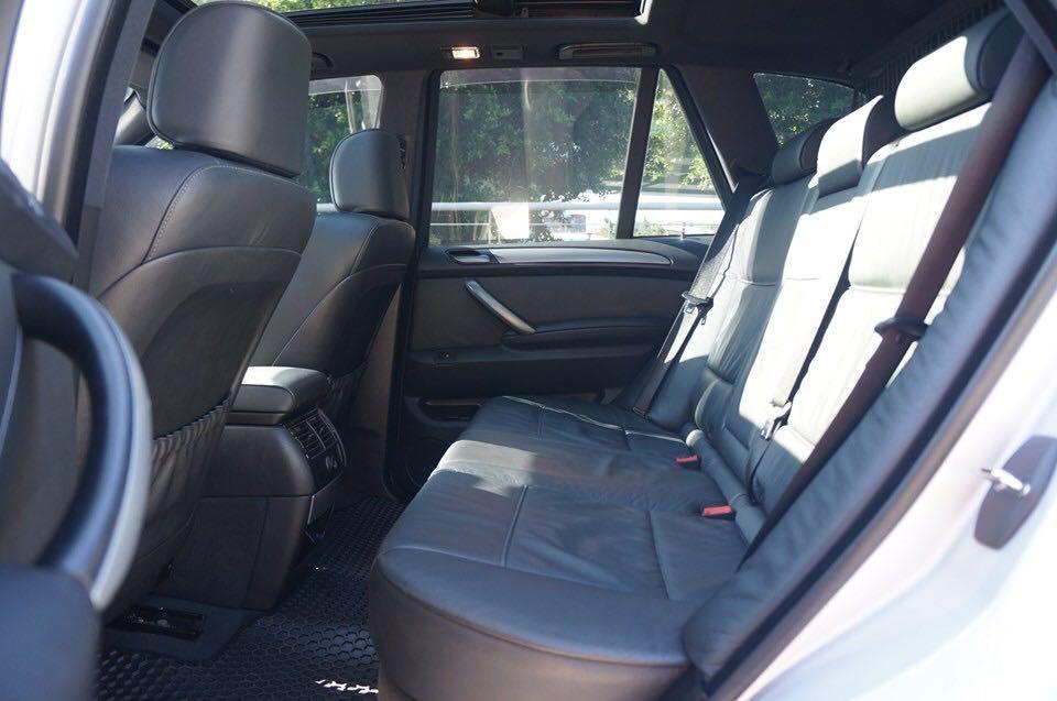 僅跑11萬公里BMW X5 給最心愛的家人滿滿的安全與尊榮