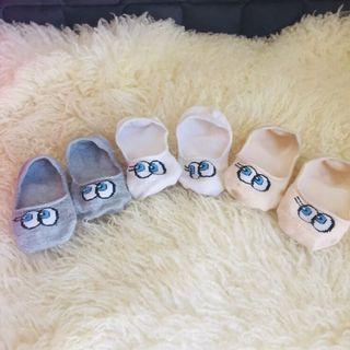 寶寶隱形船襪