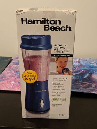 Brand New Hamilton Beach blender