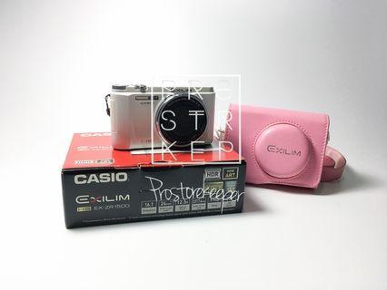 Casio EX-ZR1500 / ZR1500