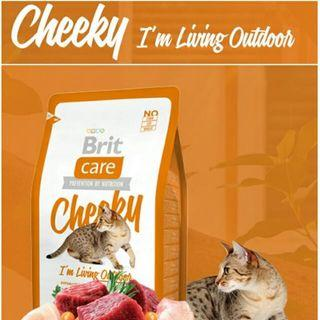 Brit Care Cheeky Outdoor (2Kg)