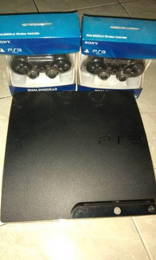 PS 3 slim 125gb