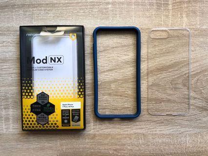 犀牛盾mod NX藍色 iPhone 8 Plus/7plus