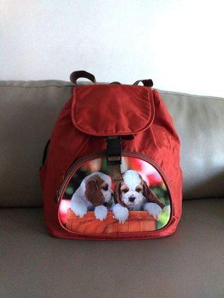 Cute Doggy Bacpack