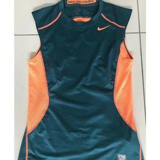 Nike Pro Combat Sleeveless Baselayer Authentic