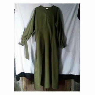 Gamis Baloteli Army Longdress Abaya Pakaian Muslim Atasan Tops Baju Kaos Outer Kemeja #mauovo