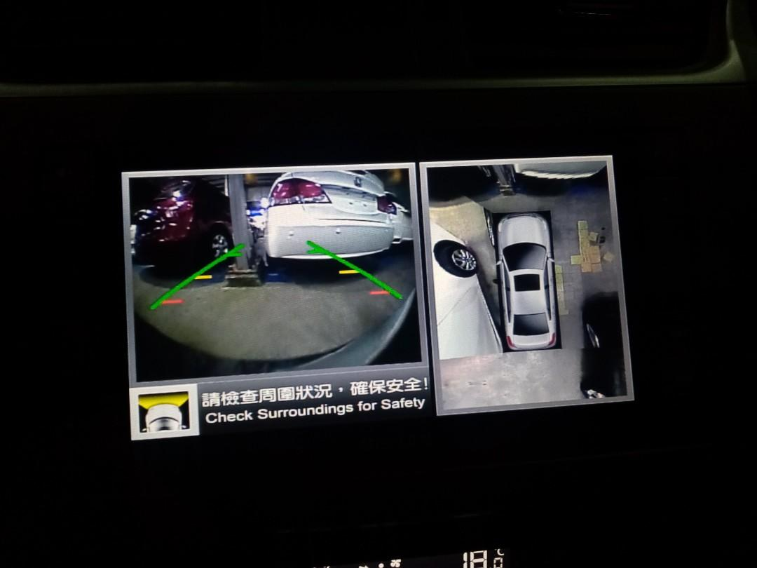 2014年 日產 Super Sentra 1.8《有環景,4安》