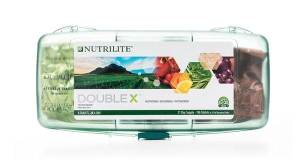 Amway multivitamin double X