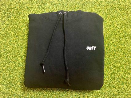 OBEY Hoodie The Creeper HD (black)