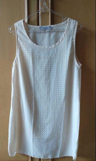 White Top - Baju atasan putih
