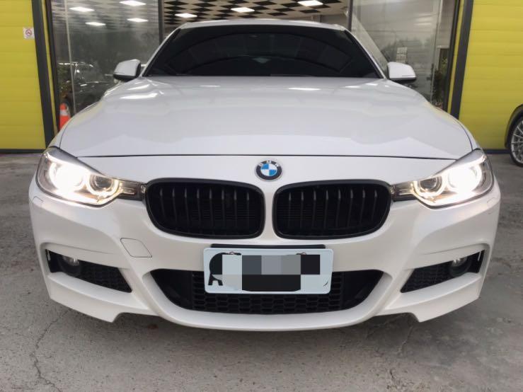 320d BMW 2012年