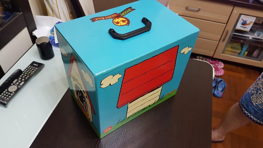 史努比  Snoopy世界之旅 (1998)